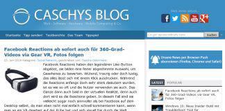 Screenshot: Caschys Blog - Stadt Bremerhaven
