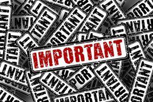 Durch die Informationsflut von heute, wird es schwieriger auszusortieren, was wichtig ist und was nicht
