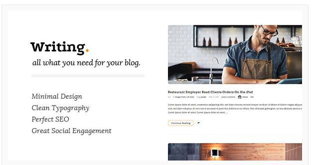 WordPress Themes für Blogger