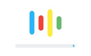 Bild von google voice search Symbol