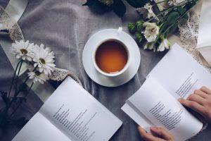 Lesen hilft schreiben zu lernen