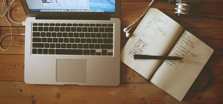 Vorgehensweise beim bloggen