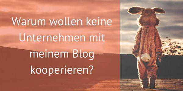 Blogger Kooperationen