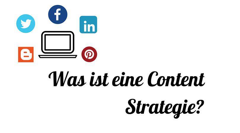 Was ist eine Content Strategie