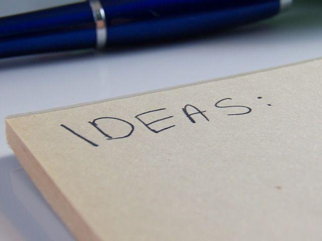 Um einen Sachtext zu schreiben, ist Vorarbeit notwendig