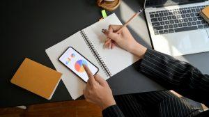 Fügen Sie Grafiken und Bilder zu Ihrem Projektbericht