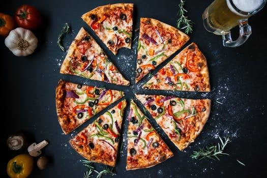 Produktbeschreibungen Beispiele Pizza