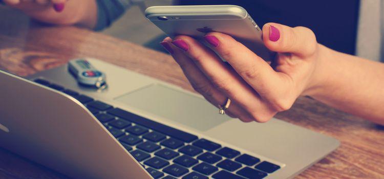 soziale Medien für Blogger