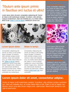 Newsletter Technik