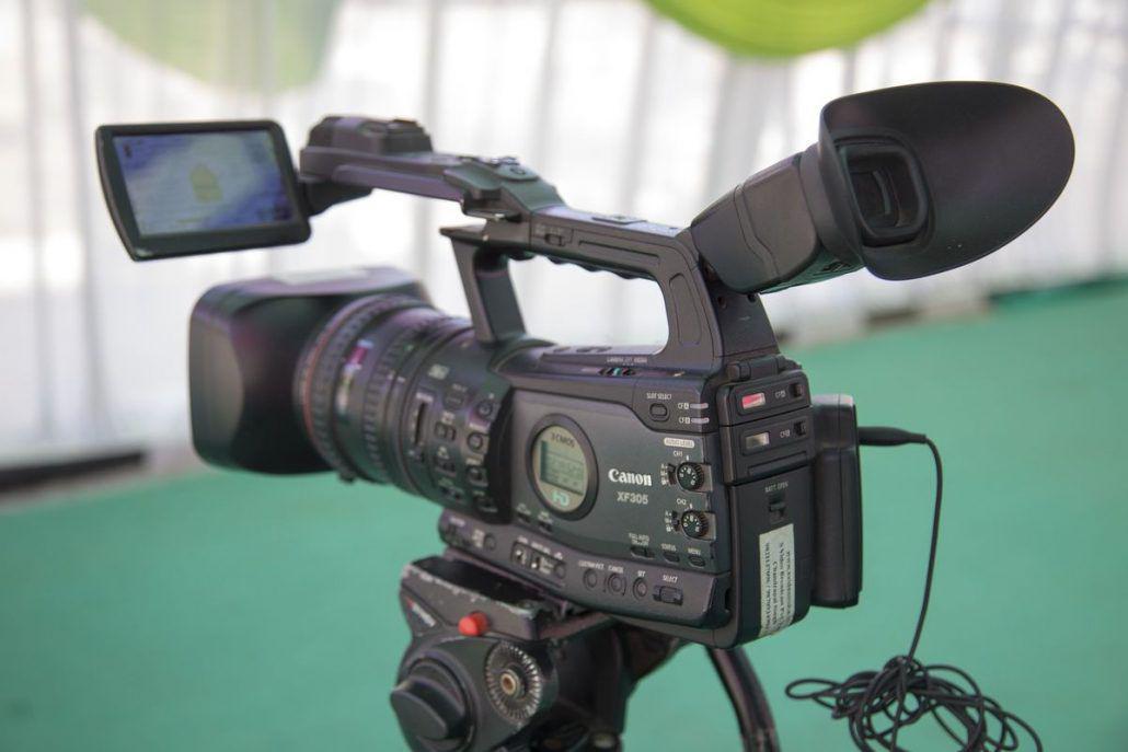 Video Kamera - für Kurse oder Videos