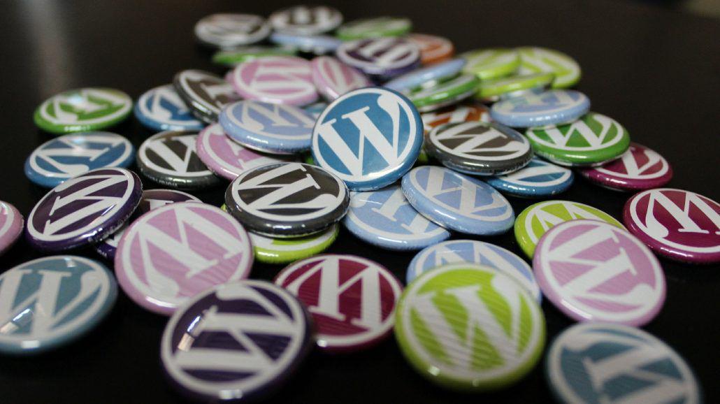 Bild von WordPress Buttons
